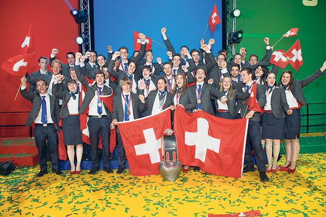 WorldSkills 2013 Leipzig: Berufs-Nachwuchs im Goldrausch